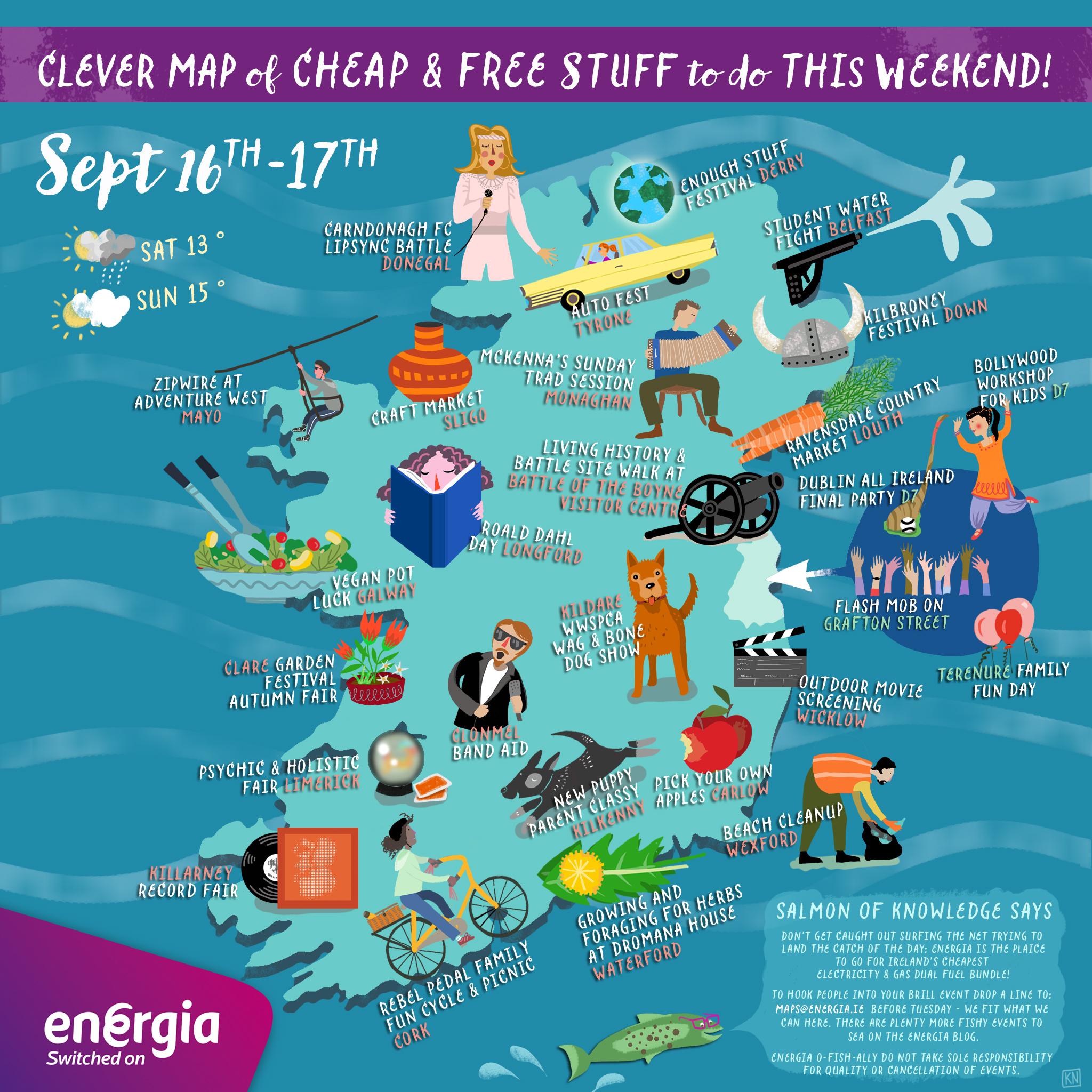Dublin Event Guide » 2017 » September