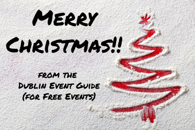 Merry Christmas Dublin Event Guide