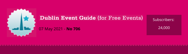 Dublin Event Guide (for free events)